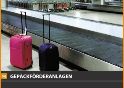 9.Gepäckförderanlagen